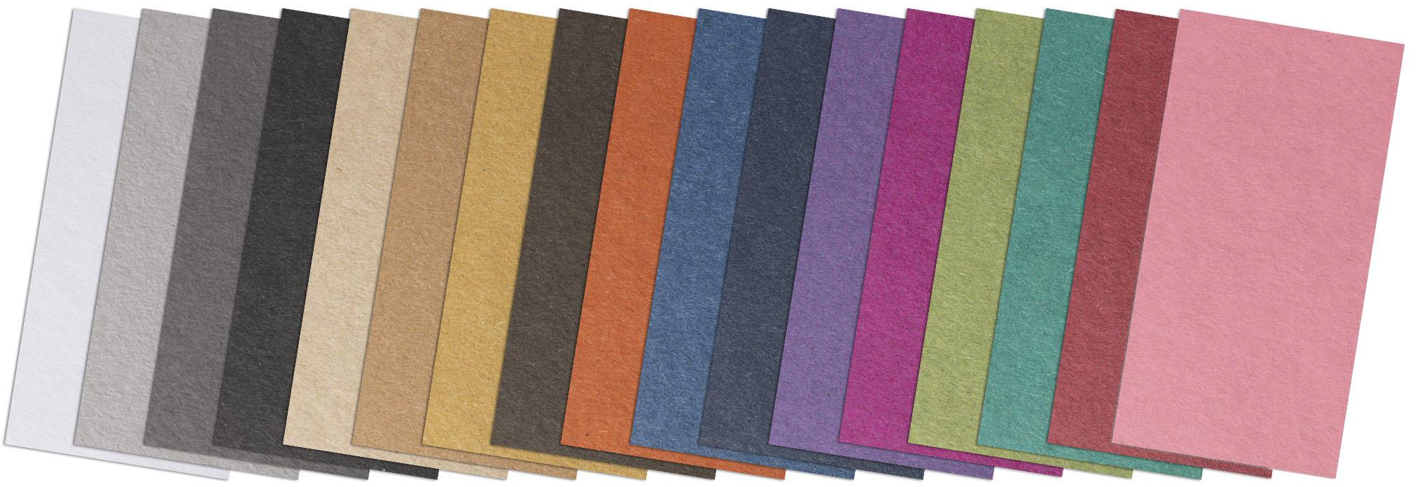 Catálogo de colores